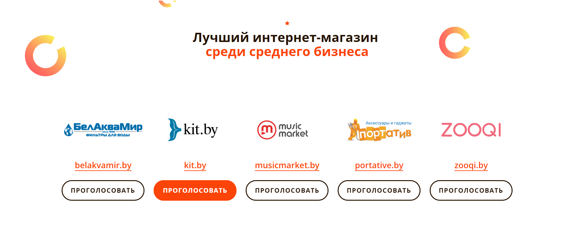 a1e50ae8a6981 kit.by - номинант на премию Лучший интернет-магазин. Нужна Ваша поддержка!